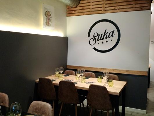 Restaurant SUKA (Mataró)