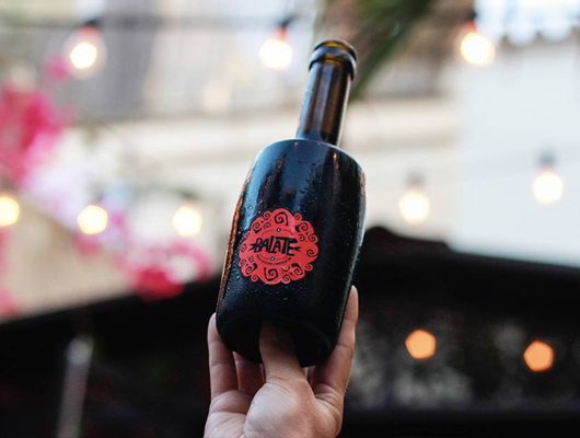 Cervesa Darro de la marca Balate