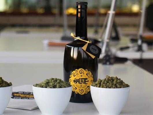 Cervesa Nil de la marca Balate