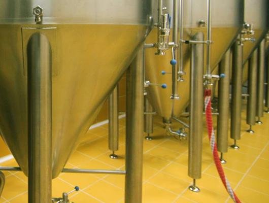 Obrador de cerveses de la Marca Balate