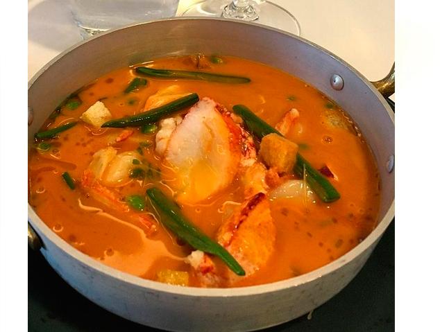 Un plat clàssic del restaurant Tresmacarrons del Masnou