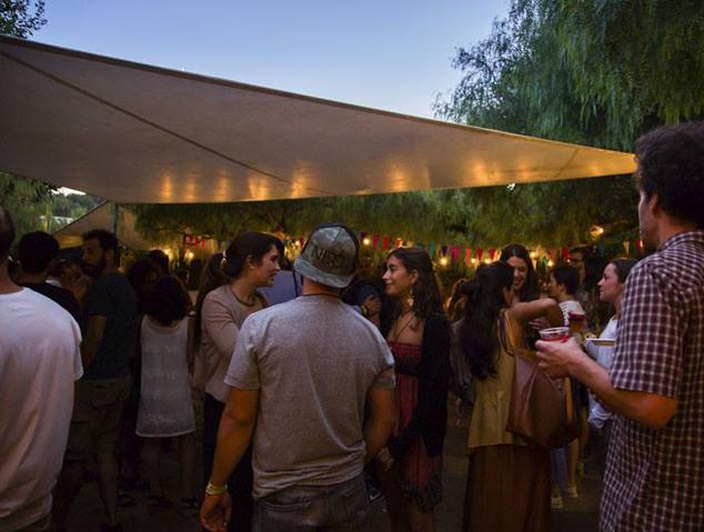 Can Rin Fest. Un dels esdeveniments musicals del restaurant