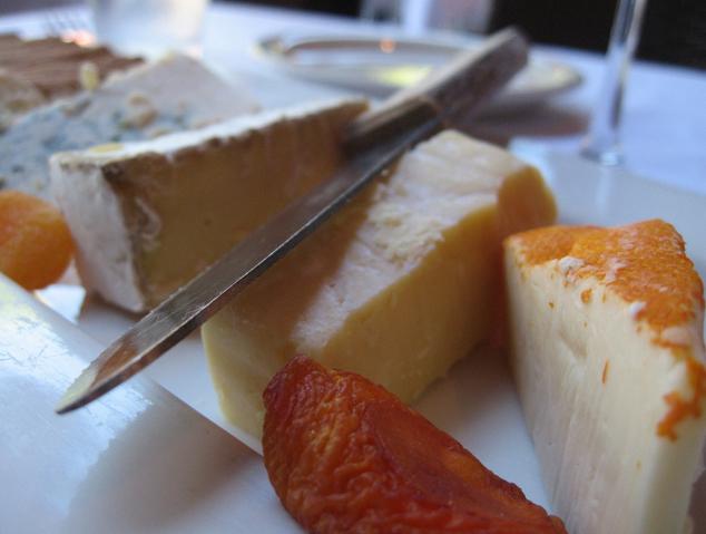 Les escorces del formatge