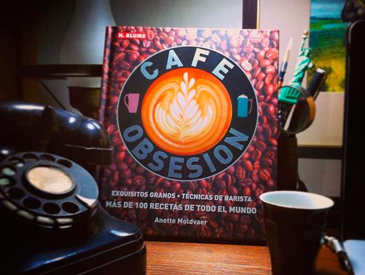 Café Obsesión - Anette Moldvaer (2015)