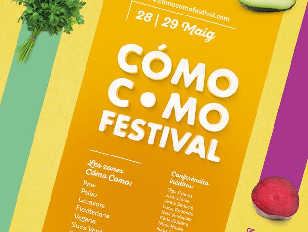 Cartell del Festival Cómo Como