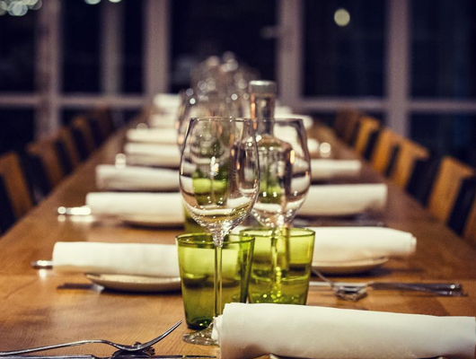 Restaurant Els Garrofers (Alella)