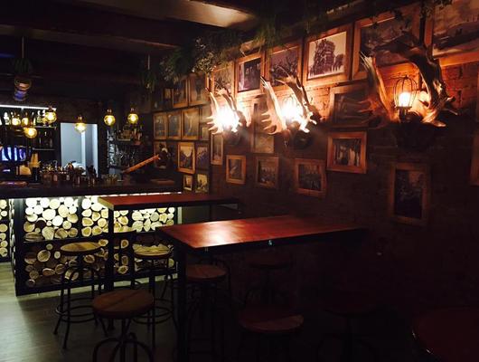 Lumber: un viatge a la gastronomia rústica americana