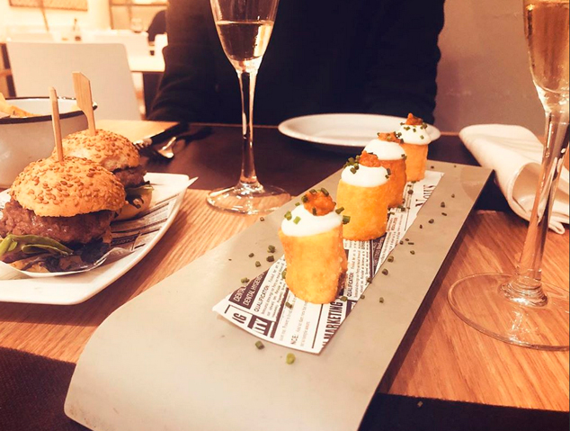 Pica-Pica al restaurant Can Balcells d'Alella
