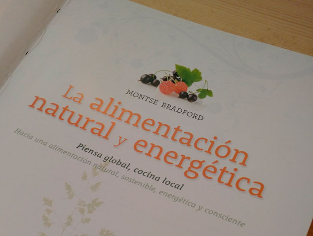 Un llibre sobre Cuina Energètica
