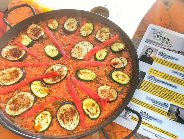Arrossos vegetarians - Dynamic Hotels (Caldes d'Estrac)
