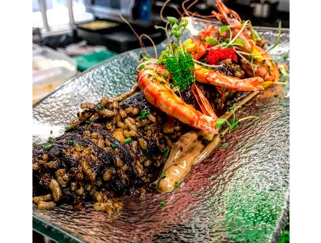 Arròs del restaurant Suka de Mataró