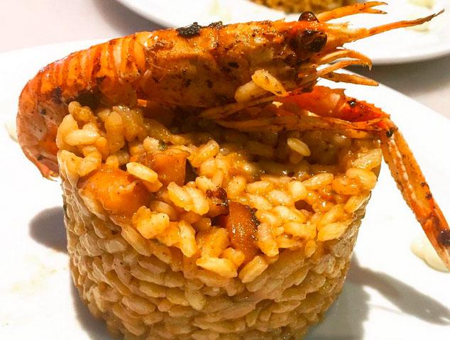 Paella de la DO Tastets d'Alella