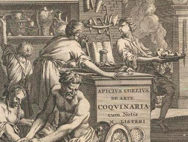 Gravat de l'Edat Mitjana sobre la producció de Melmelada