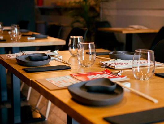 Restaurant Romo Sushi Spot