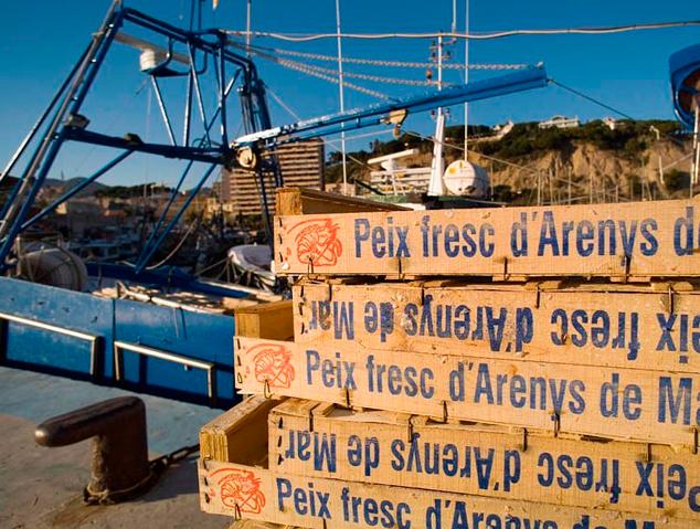 Peix fresc d'Arenys de Mar