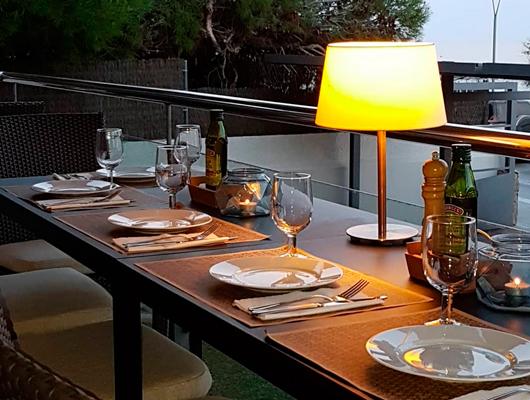 Restaurant Carmen Amaya (Caldes d'Estrac)