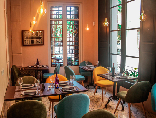El Palauet d'Arenys: passió per la bona gastronomia