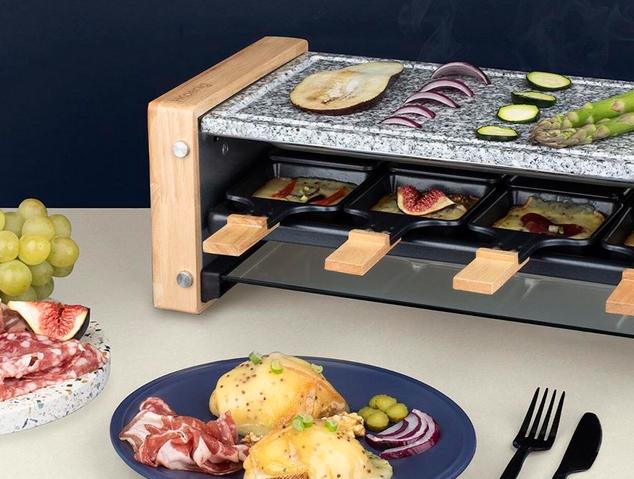 Una raclette