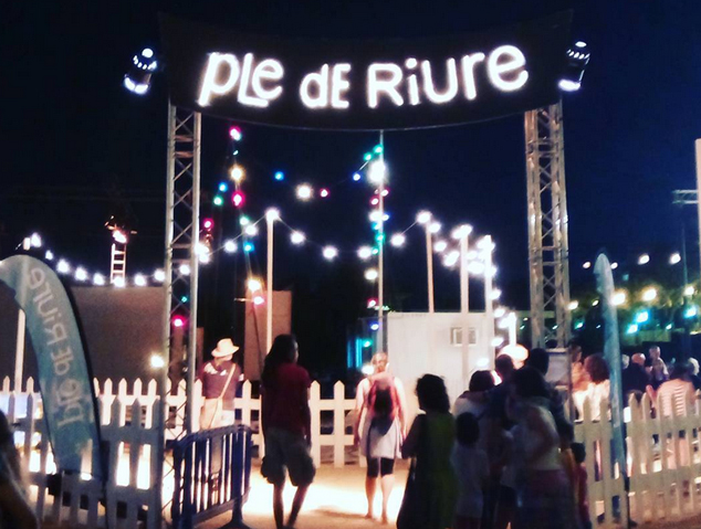 Imatge del festival Ple de Riure del Masnou