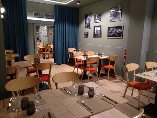 Restaurant Eume d'Arrels Senzilles (Mataró)