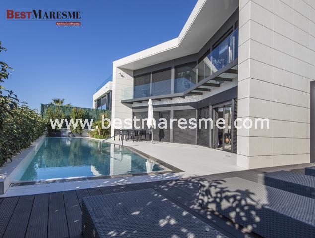 Una casa de l'inmobiliaria BEST Maresme de Cabrils