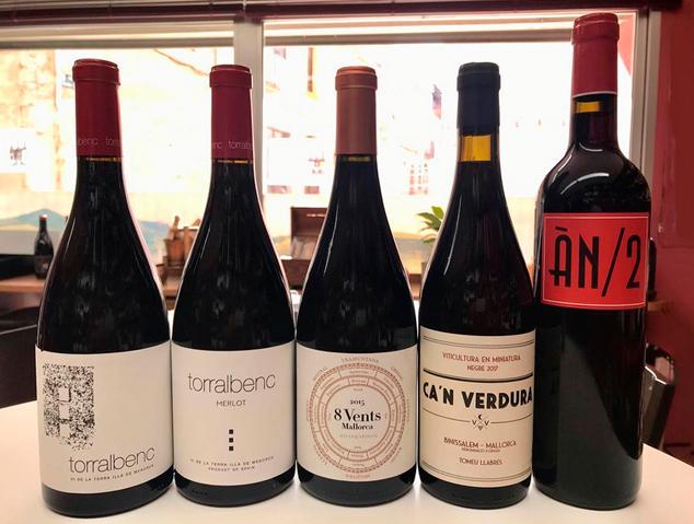 Cata de vins de la Bodegueta de Vilassar