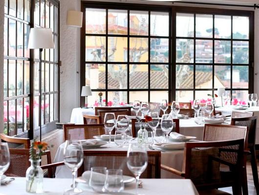Hostal de Cabrils - Un dels millors restaurants del Maresme
