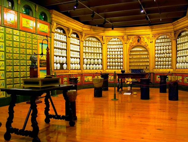 Museu Cusí de Farmàcia de Masnou