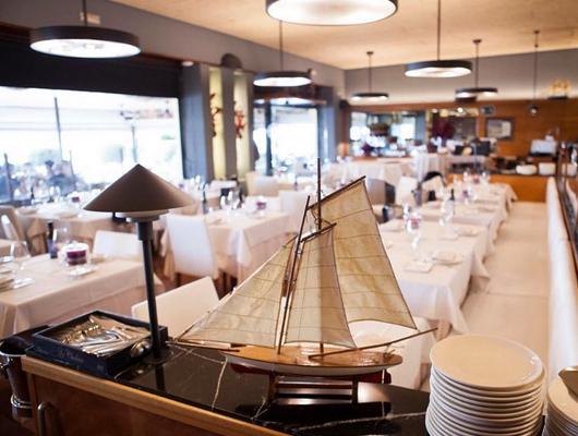El Racó del Navegant: cuina de festa major