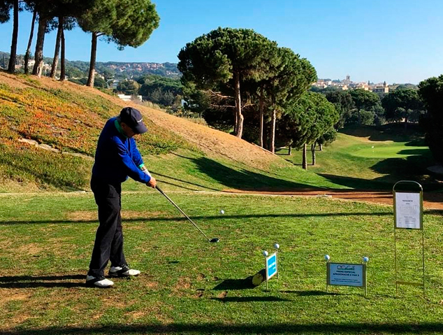 Camp de Golf de Sant Vicenç de Montalt