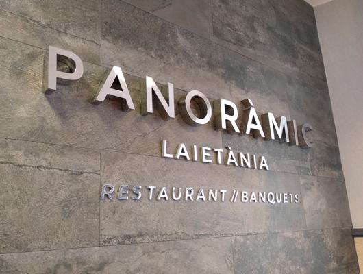 Restaurant Panoràmic Laiterània