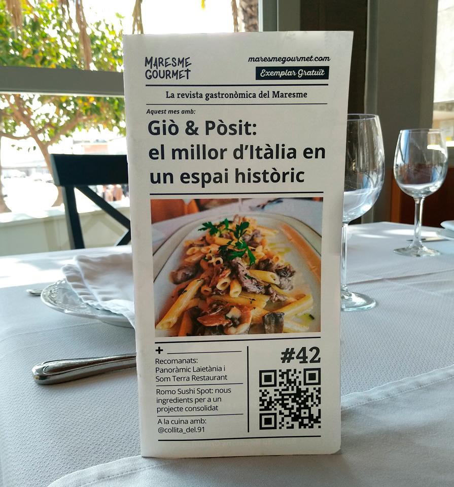 Edició número 42 de la revista Maresme Gourmet