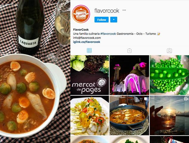 El blog de cuina @flavorcook