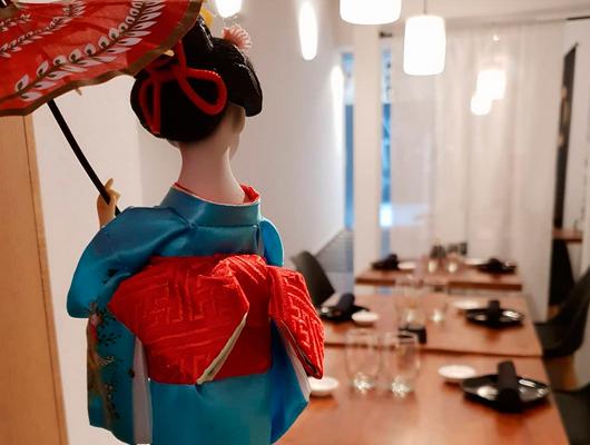 Una imatge del restaurant Su. Cocina Japonesa de Mataró