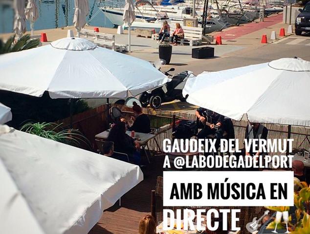 Música en directe a La Bodega del Port