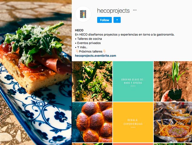 Blog dels cuiners @Hecoprojects