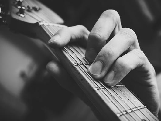 Una imatge musical