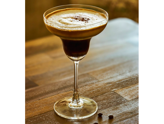Un Espresso Martini