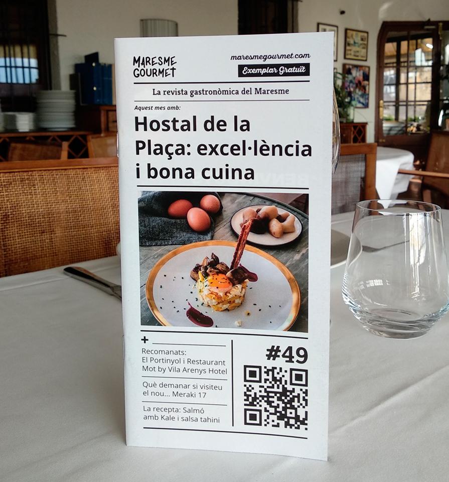 Edició 49 de la revista Maresme Gourmet