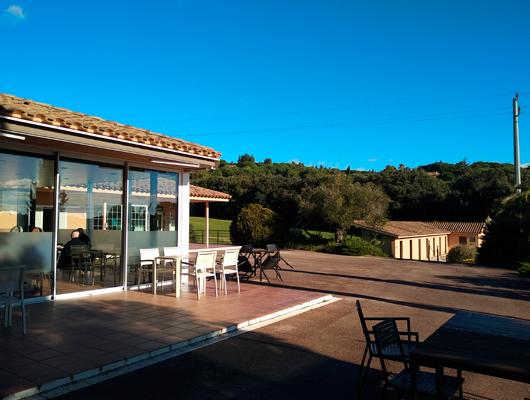 Restaurant Palomino Fino & Golf