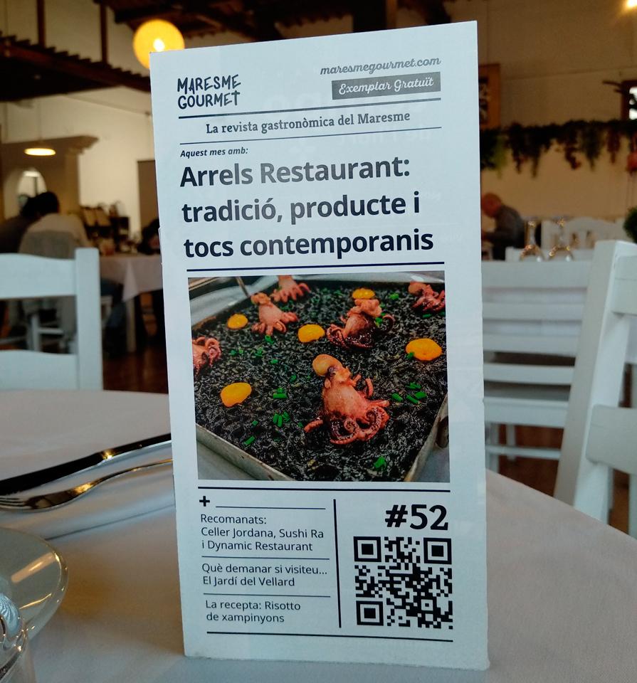 Edició 52 de la revista Maresme Gourmet