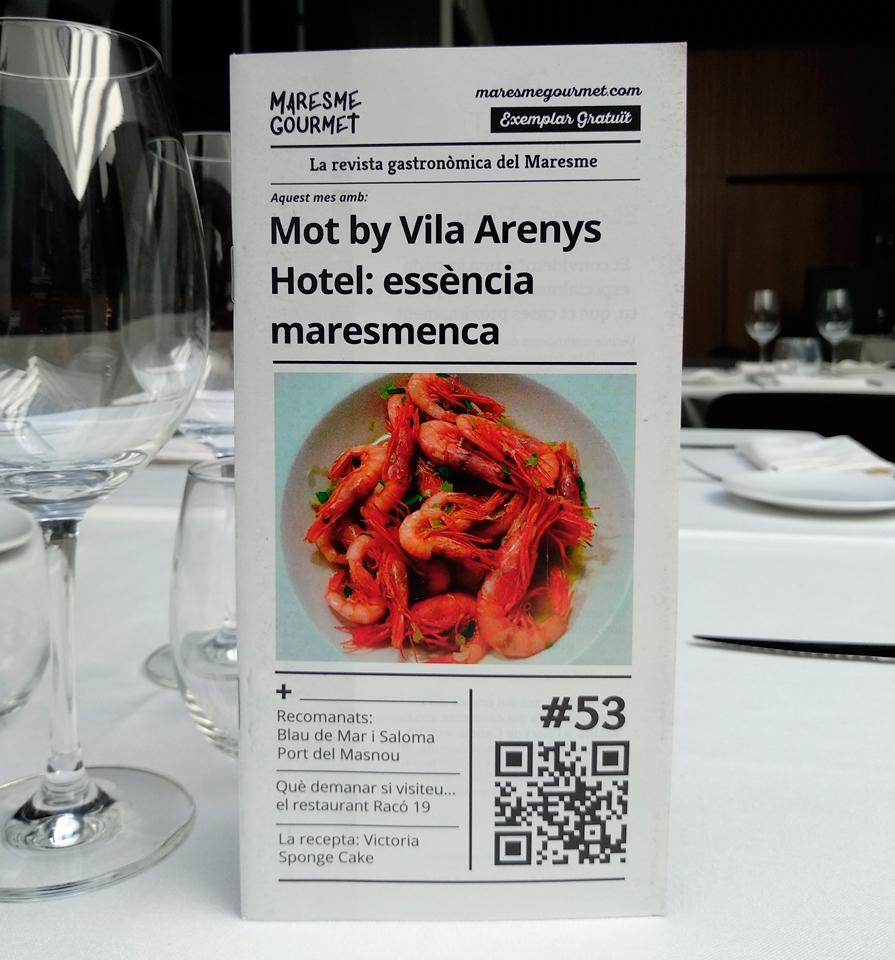Edició 53 de la revista Maresme Gourmet
