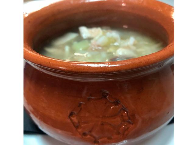 Olla aranesa del restaurant Xeflis de Cabrils