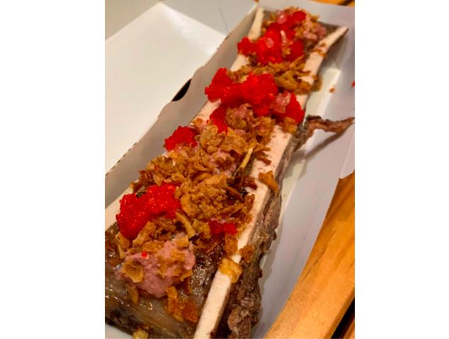 Plats per emportar del restaurant Suka de Mataró