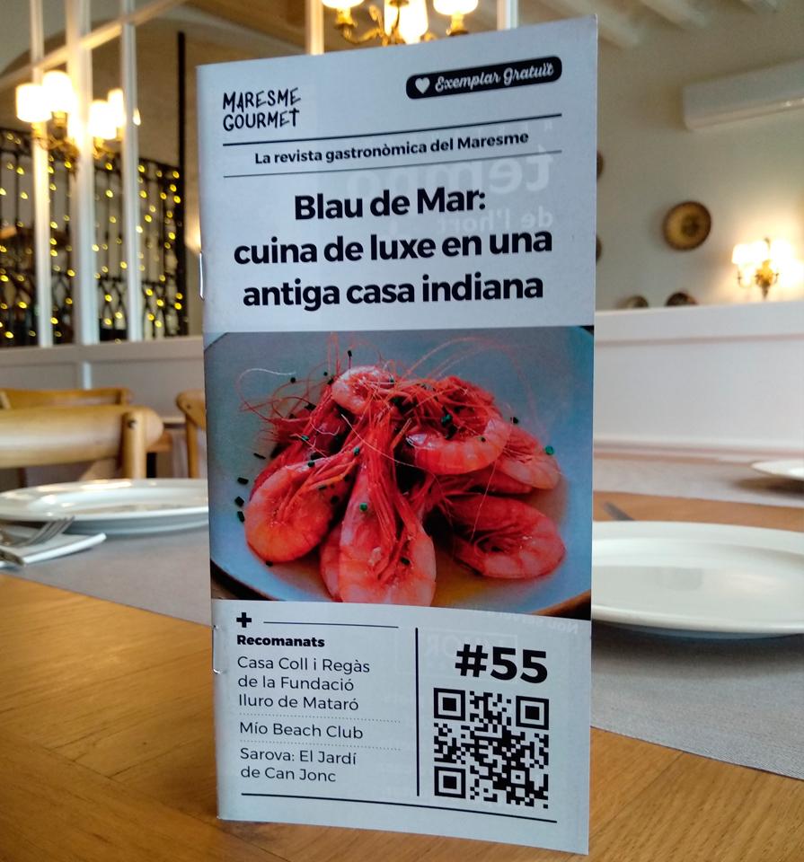 Edició 55 de la revista Maresme Gourmet