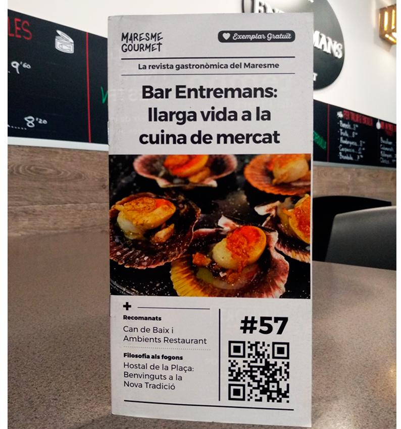 Edició 57 de la revista Maresme Gourmet