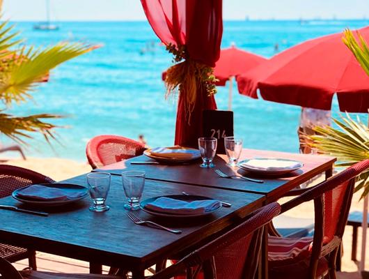 Els millors restaurants de Caldes d'Estrac