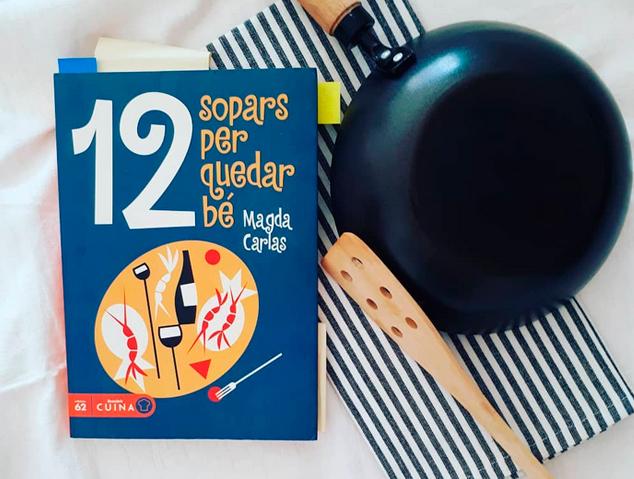 12 Sopars per quedar bé - Magda Carlas