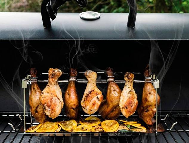 Aletes de pollastre a la barbacoa