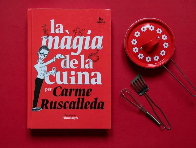La màgia de la cuina - Carme Ruscalleda